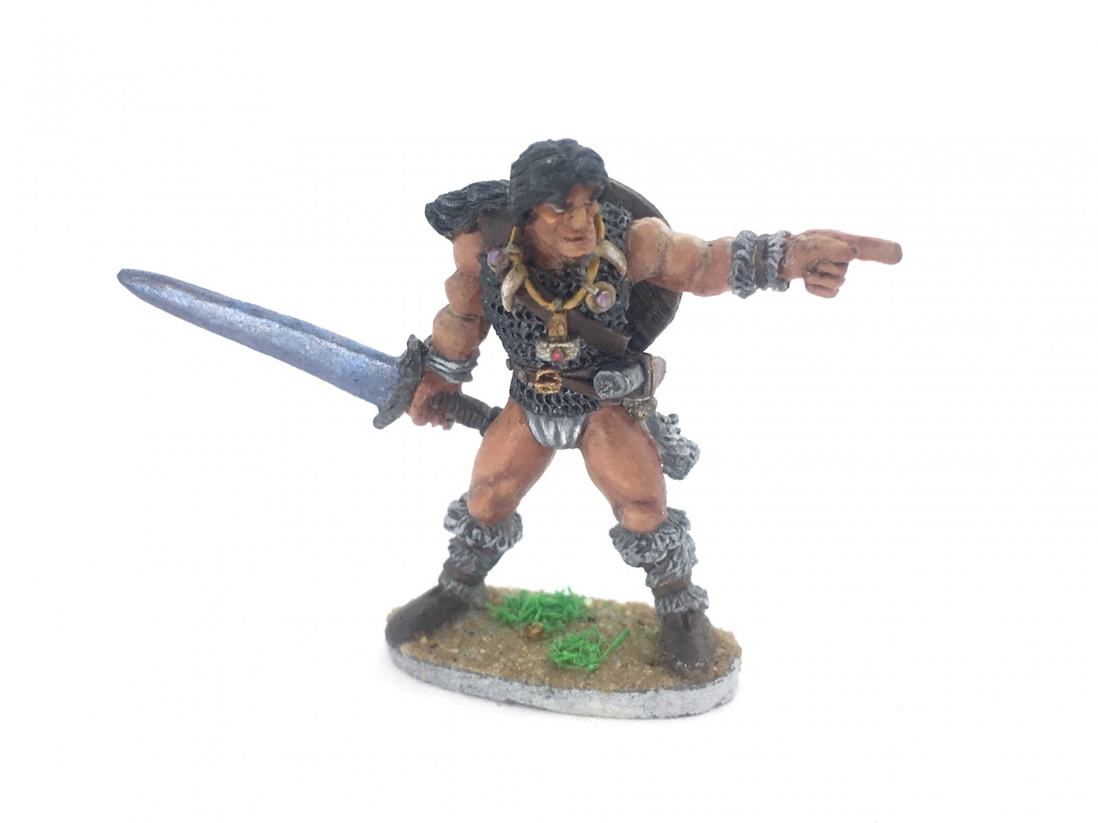 Vintage Heroquest model painted by INSTAR