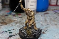 Goblin painted by Sarah Sebaste (SuperSarah1313) using INSTAR Alpha Paints