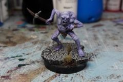 Goblin painted by Sarah Sebaste (SuperSarah1313) using INSTAR Alpha Paints
