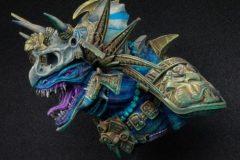 Azul'Anok from 3DDigitalArt painted using Water+ by Edo Kalkman