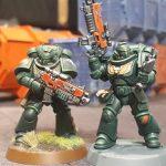 Dark Angel Space Marines by Jewelknightjess