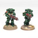 Dark Angel Space Marines by Gareth Etherington (Garfy)