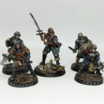 By TooMuchDevlan using the Alpha Range, Models available from Black Scorpion and Heresy Lab