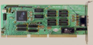 SVGA Card 1992