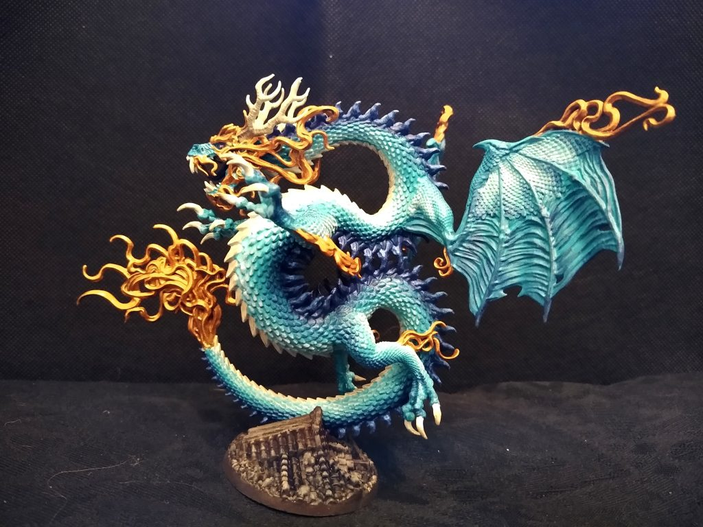 By Kelly Dillon- Origon the Denouncer from Dungeons and Lasers Second Edition